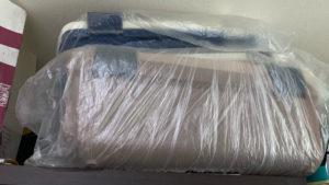 我が家のプラスチック製キャリーバッグ