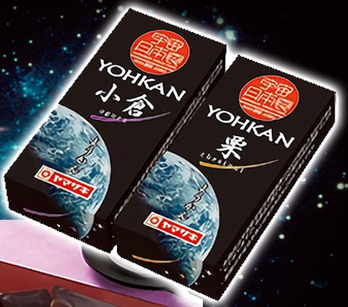 山崎製パン株式会社の宇宙日本食『YOHKAN』