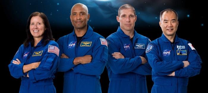 クルードラゴン『Resilience(レジリエンス)』の宇宙飛行士