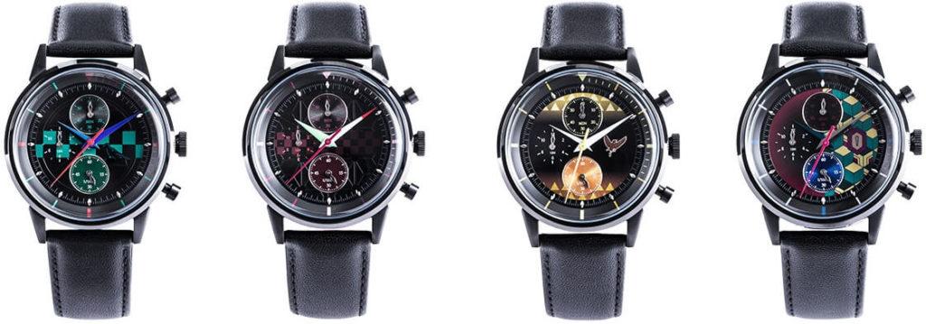 鬼滅の刃×SuperGroupies(スーパーグルーピーズ) コラボ時計
