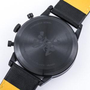 鬼滅の刃×SuperGroupies(スーパーグルーピーズ) コラボ時計 裏