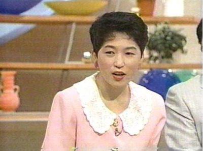 1993年頃の福島瑞穂さんの別アングル