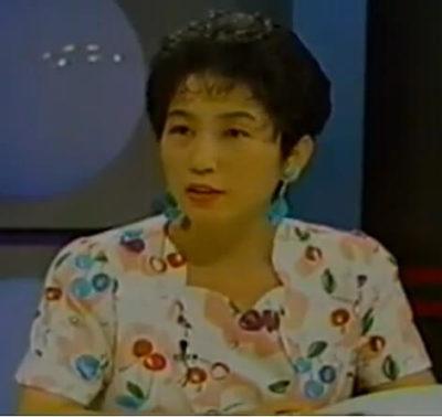 1993年(若い頃の福島瑞穂さん