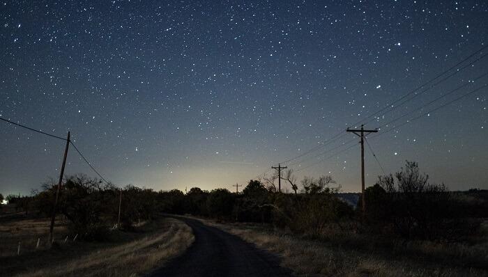 ふたご座流星群2020埼玉のイメージ写真2