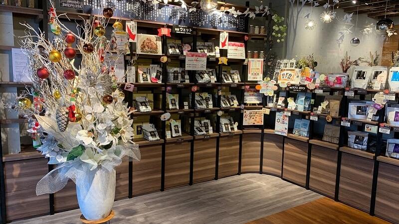 YAKUZEN GARDEN(自然の森漢方堂)の店内