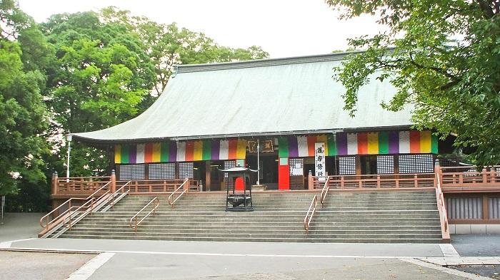 【埼玉県】初詣の参拝者数ランキング2位『川越大師 喜多院』