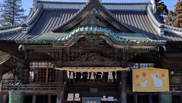 【埼玉県初詣】参拝者数ランキング4位『箭弓稲荷神社』