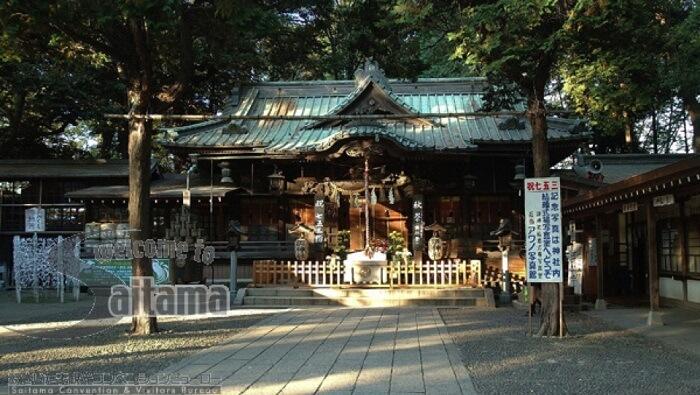 【埼玉県初詣】参拝者数ランキング6位『調神社』
