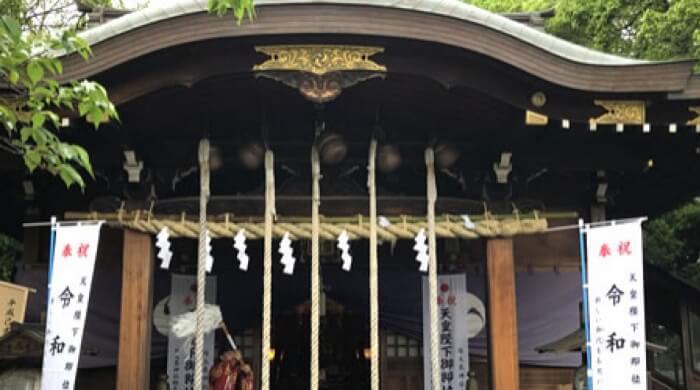 【埼玉県初詣】参拝者数ランキング8位『鎮守氷川神社』