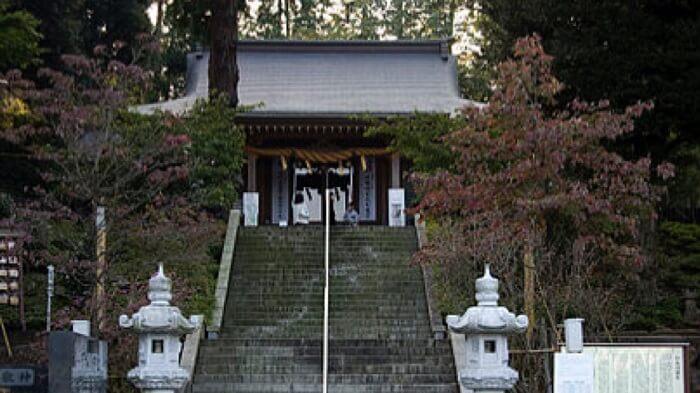 【埼玉県初詣】参拝者数ランキング17位『中氷川神社』