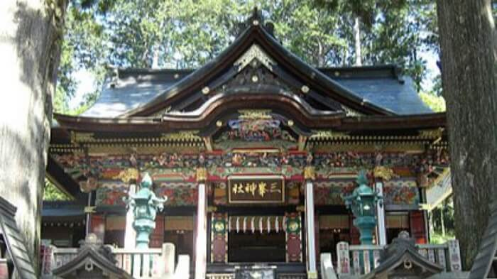 【埼玉県初詣】参拝者数ランキング17位『三峯神社』