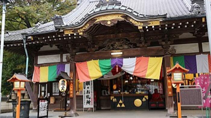 【埼玉県初詣】参拝者数ランキング16位『蓮馨寺』