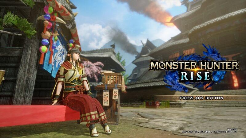 【ニンテンドースイッチ】おすすめのゲームソフト『モンスターハンターライズ』