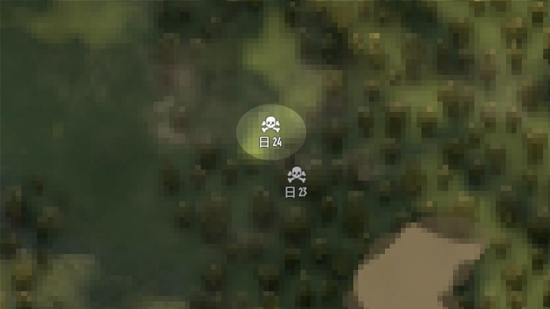 Valheim(ヴァルヘイム)|マップから消えたドクロマーク